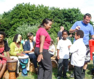Afro Drum festival